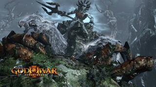 Игра для PS4 God of War III. Обновленная версия