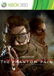 Игра для Xbox 360 Metal Gear Solid V: The Phantom Pain
