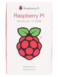 Микрокомпьютер Raspberry Pi model B+