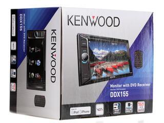 Автопроигрыватель Kenwood DDX-155