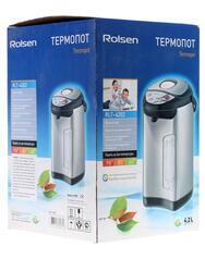 Термопот Rolsen RLT-4202 серебристый