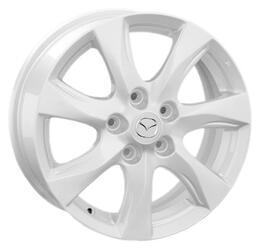 Автомобильный диск литой Replay MZ34 6,5x16 5/114,3 ET 50 DIA 67,1 White