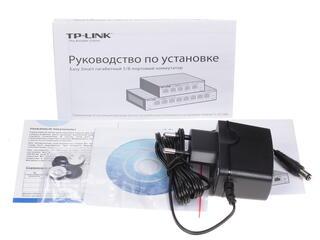 Коммутатор TP-LINK TL-SG105E