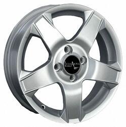 Автомобильный диск Литой LegeArtis HND99 6x15 4/100 ET 48 DIA 54,1 Sil
