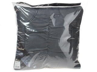 Подушка на сиденье AUTOLAND PRESIDENT 1601001-015 серый