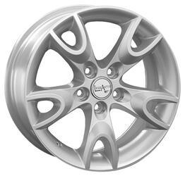 Автомобильный диск Литой LegeArtis VW94 6,5x15 5/100 ET 38 DIA 57,1 Sil