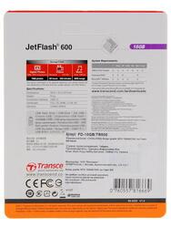 Память USB Flash Transcend JetFlash 600/620 High-Speed 16 Гб