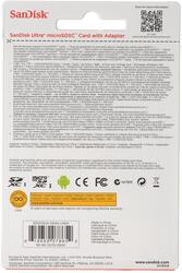 Карта памяти Trans Flash microSDXC 64 Гб