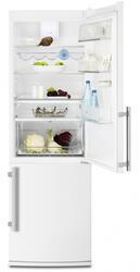 Холодильник с морозильником Electrolux EN3453AOW белый