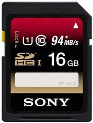 Карта памяти Sony EXPERT SF16NXT SDHC 16 Гб