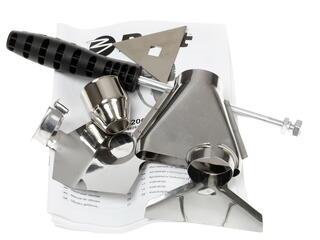 Строительный фен Bort BHG-2000L-K