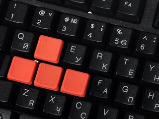 Клавиатура+мышь A4Tech RV1000 Wireless V-Track Gaming Combo