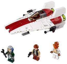 Конструктор LEGO Star Wars Истребитель A-wing 75003