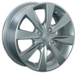Автомобильный диск литой Replay NS128 6x15 4/114,3 ET 40 DIA 66,1 Sil