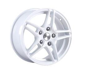 Автомобильный диск Литой Скад Спринт 6,5x15 5/114,3 ET 45 DIA 67,1 белый