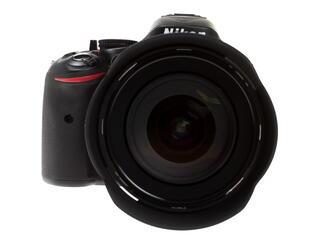 Зеркальная камера Nikon D5200 Kit 18-105mm VR черный