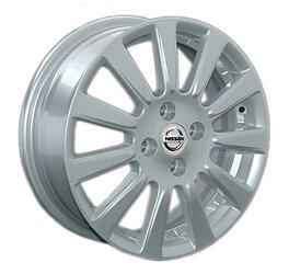 Автомобильный диск Литой Replay NS65 5,5x15 4/100 ET 45 DIA 60,1 Sil