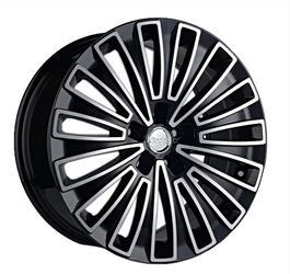 Автомобильный диск литой Replay FD91 8x18 5/114,3 ET 44 DIA 63,3 BKF