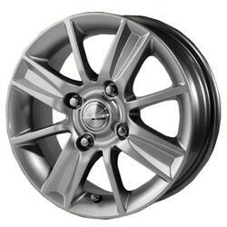 Автомобильный диск Литой Скад Селена 5,5x14 4/100 ET 40 DIA 67,1 Селена