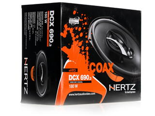 Коаксиальная АС Hertz DCX 690.3