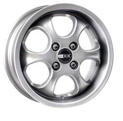 Автомобильный диск Литой K&K Рондо 6,5x15 5/110 ET 38 DIA 67,1 Сильвер