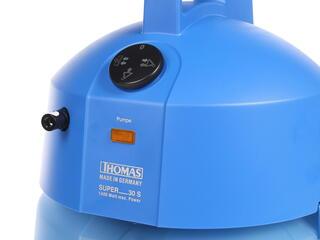 Пылесос Thomas Super 30S Aquafilter голубой