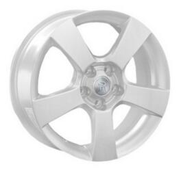 Автомобильный диск литой Replay GN26 6,5x16 5/105 ET 39 DIA 56,6 White