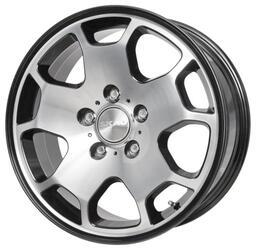 Автомобильный диск Литой Скад Таурус 7,5x18 5/130 ET 43 DIA 84 Алмаз