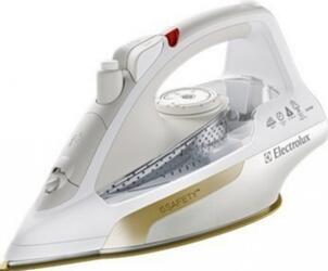 Утюг Electrolux EDB 8060 белый, серебристый