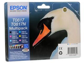 Набор картриджей Epson T08174