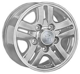 Автомобильный диск литой Replay LX8 8x16 5/150 ET 60 DIA 110,1 Sil
