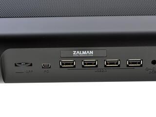 Подставка для ноутбука ZALMAN NC3500 черный