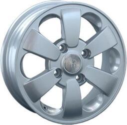 Автомобильный диск Литой Replay GN32 5,5x14 4/100 ET 45 DIA 56,6 Sil