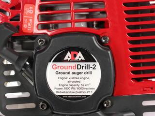 Мотобур ADA Ground Drill 2