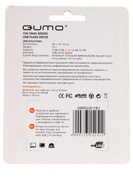 Память USB Flash Qumo Yin&Yan 8 Гб