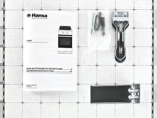 Электрическая плита Hansa FCIW 53000 белый