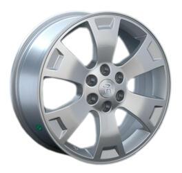 Автомобильный диск литой Replay KI24 7x17 6/114,3 ET 39 DIA 67,1 Sil