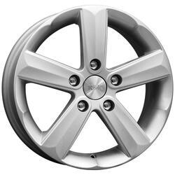 Автомобильный диск литой K&K Килиманджаро-5 6x15 5/108 ET 52,5 DIA 63,35 Блэк платинум