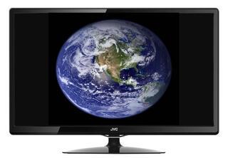 "39"" (99 см)  LED-телевизор JVC LT39M645 черный"