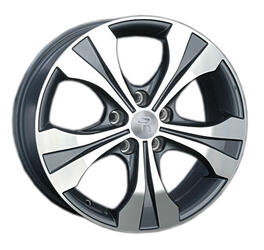 Автомобильный диск литой Replay H40 7x19 5/114,3 ET 50 DIA 64,1 GMF