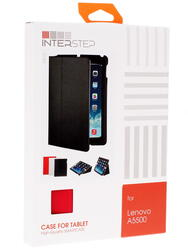 Чехол-книжка для планшета Lenovo Tab A8-50 A5500 красный