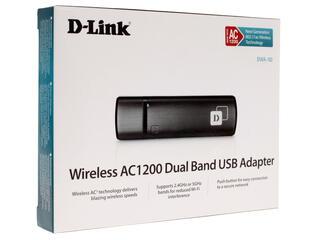 Wi-Fi  адаптер D-Link DWA-182/A