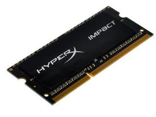 Оперативная память SODIMM Kingston HyperX Impact [HX316LS9IB/8] 8 ГБ