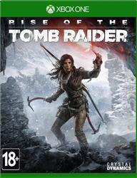 Игра для Xbox One Rise of the Tomb Raider