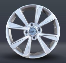 Автомобильный диск литой Replay RN43 6x15 4/100 ET 50 DIA 60,1 Sil