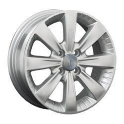 Автомобильный диск литой Replay HND72 6x15 4/100 ET 48 DIA 54,1 Sil