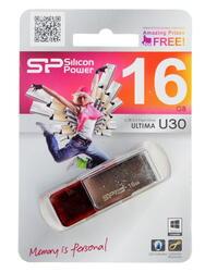 Память USB Flash Silicon power Ultima U30 16 Гб