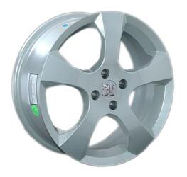 Автомобильный диск Литой LegeArtis PG31 7,5x18 4/108 ET 29 DIA 65,1 Sil