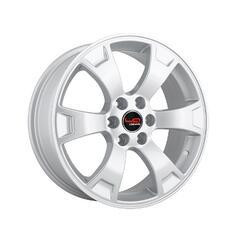 Автомобильный диск Литой LegeArtis KI24 7x17 6/114,3 ET 39 DIA 67,1 Sil