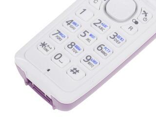 Телефон беспроводной (DECT) Panasonic KX-TG1611RUF